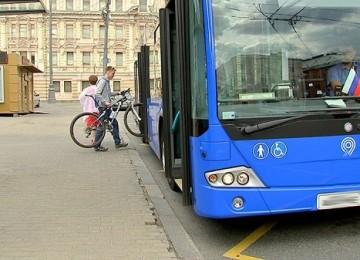 Провоз велосипеда в автобусе: правила и особенности