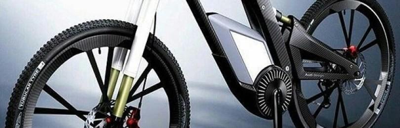 Велосипеды Audi – история, разновидности
