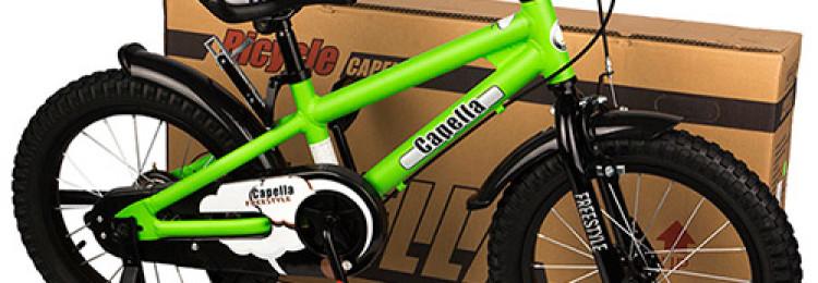 Детские велосипеды Капелла – плюсы и минусы, советы по выбору