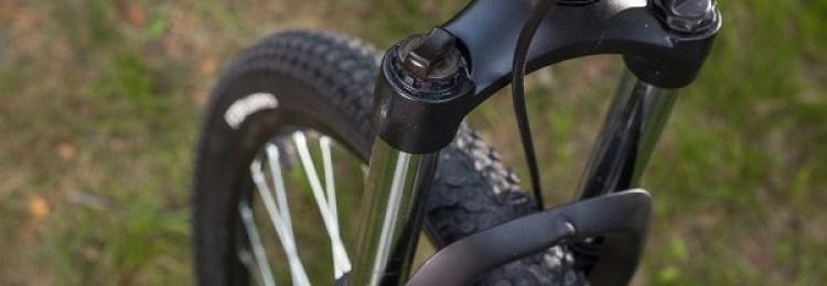 Устройство передней вилки велосипеда – виды и обслуживание