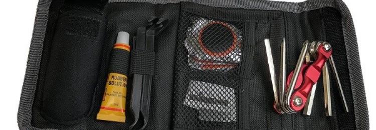 Ремкомплект для велосипедных камер – инструкция