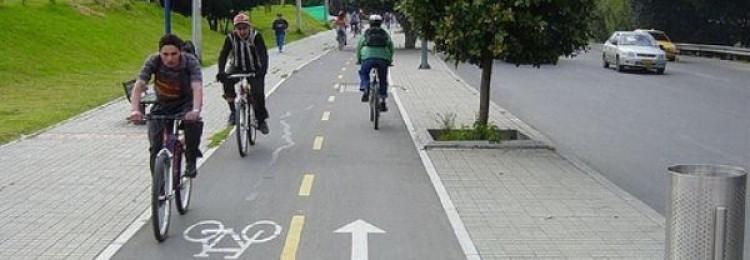 Знак полоса для велосипедистов – что означает, кто может по ней ехать