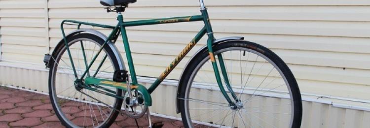 Велосипеды Спутник – нюансы и характеристики