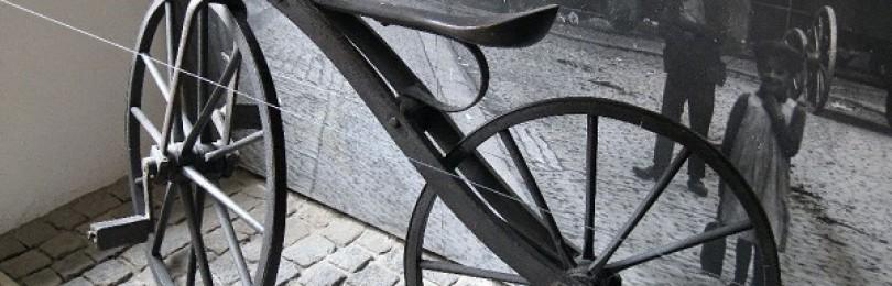 История создания велосипеда – кто и в каком году изобрел, эскиз первого велосипеда