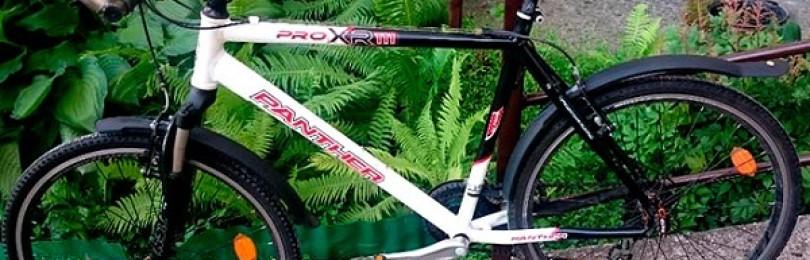 Велосипеды Panther – разновидности, плюсы и минусы