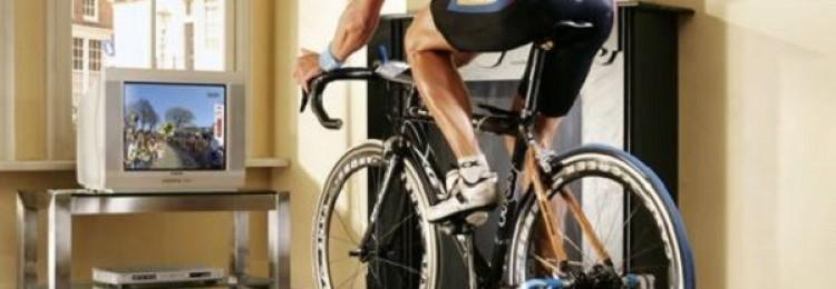 Как сделать велотренажер из старого велосипеда – инструкция