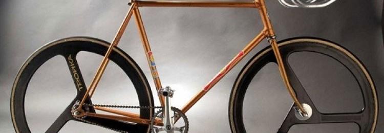 Реставрация велосипеда – как отреставрировать своими руками