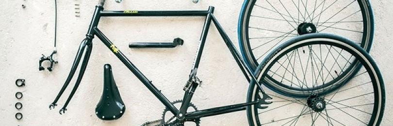 Как собрать велосипед самому по запчастям – инструкция для новичков