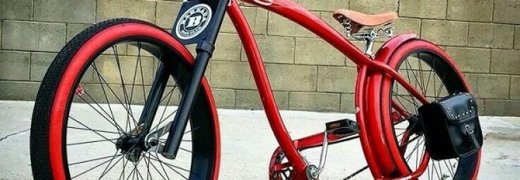 Кастомный велосипед – разновидности, примеры