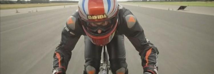 Мировые рекорды скорости на велосипеде