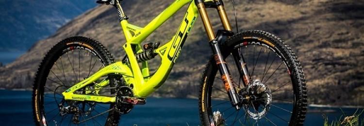 Велосипед GT – история бренда и лучшие модели