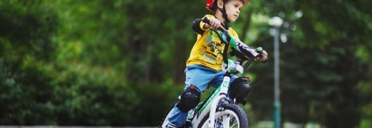 Со скольки лет можно ездить на велосипеде