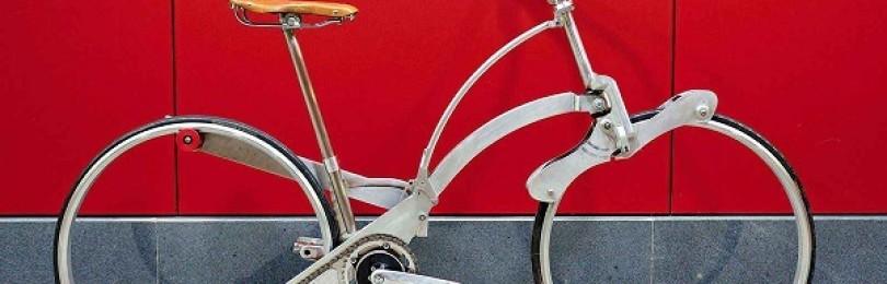 Велосипеды без спиц – виды и особенности