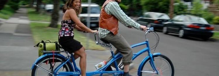 Велосипед-тандем – особенности, преимущества и недостатки