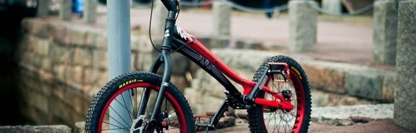 Велосипед для триала – что это, виды и особенности