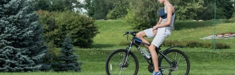 Как научиться ездить на велосипеде без рук: рекомендации