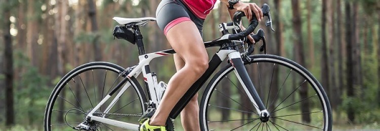 Какие мышцы задействованы при езде на велосипеде