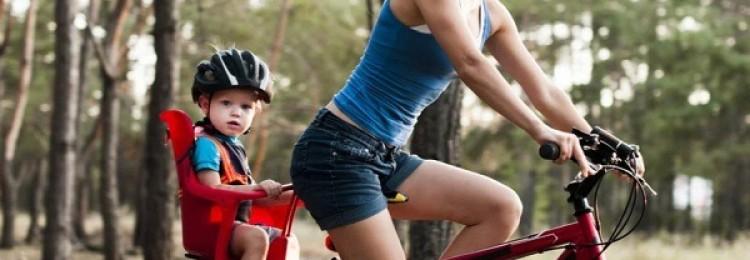 Как выбрать детское кресло на велосипед – рекомендации