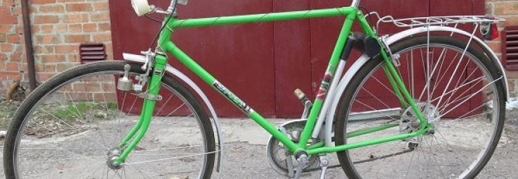 Советский велосипед «Урал» – история и характеристики