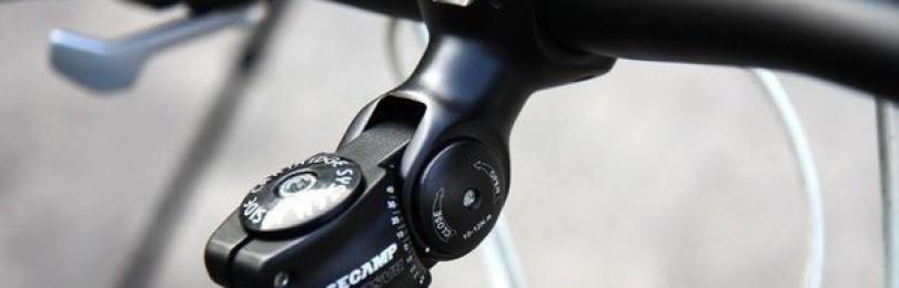 Вынос руля для велосипеда – конструкция, как подобрать