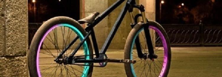 Велосипеды для дерта и стрита – особенности, советы по выбору