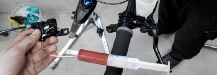 Прокачка гидравлических тормозов велосипеда: советы и рекомендации