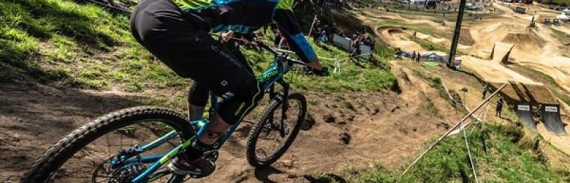 Спуск с горы на велосипеде – пошаговая инструкция