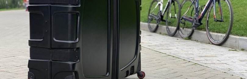 Велосипедный чемодан – необходимость, советы по выбору