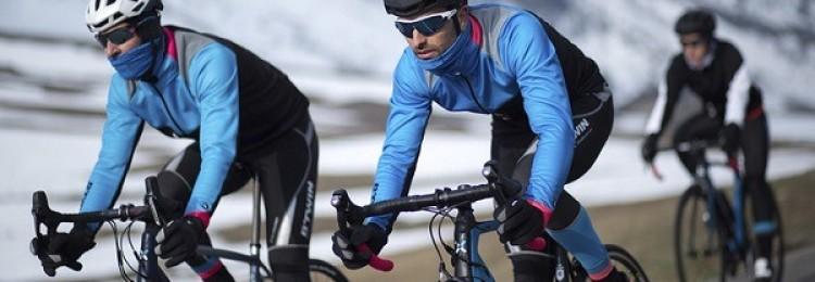 Зимняя одежда для велосипедиста – подборка зимней экипировки