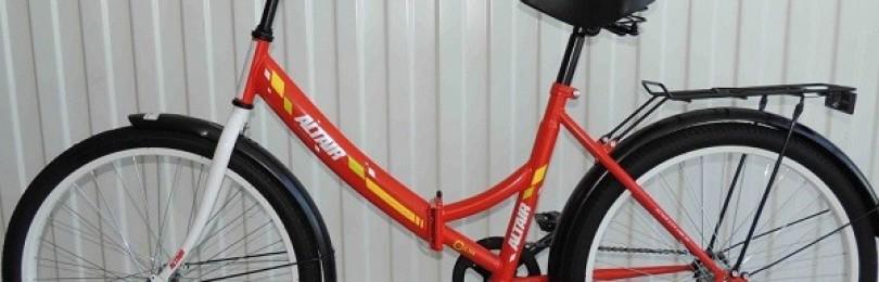 Велосипед Альтаир – разновидности, достоинства и недостатки