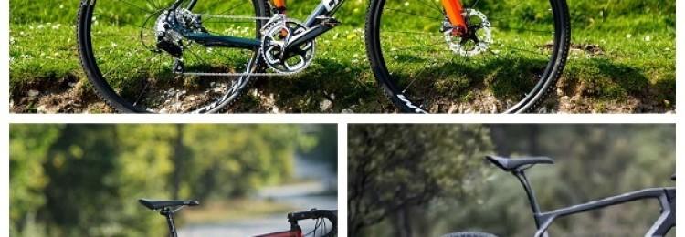 Отличия между циклокроссом, гравийником и шоссейником