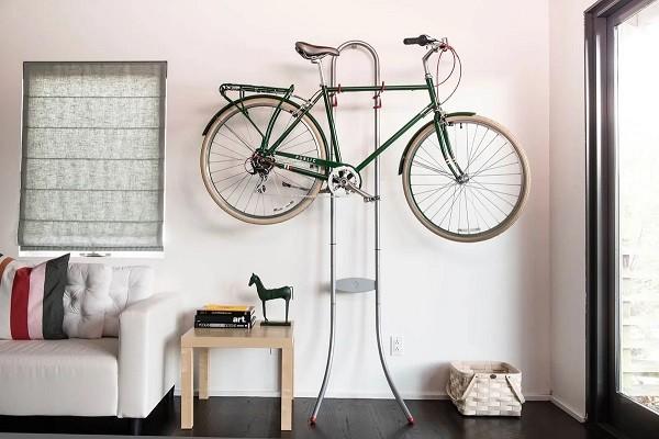 храрнение велосипеда зимой в помещении