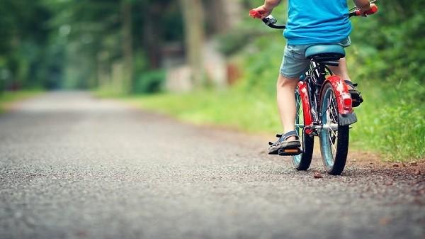 С какого возраста можно ездить на велосипеде