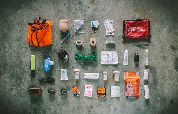 комплектация велосипедной аптечки