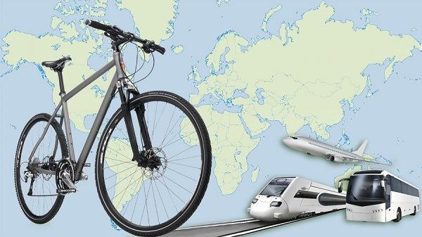 перевозка велосипеда через границу