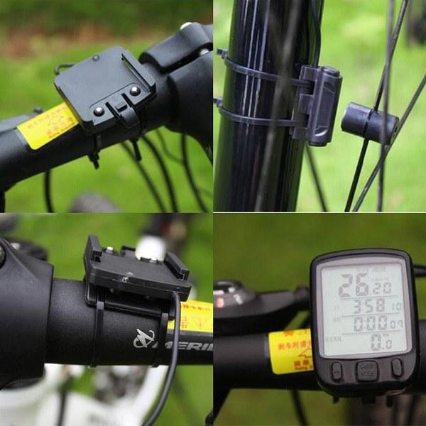 инструкция по закреплению спидометра на велосипед