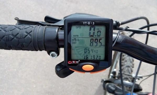Велосипедный компьютер