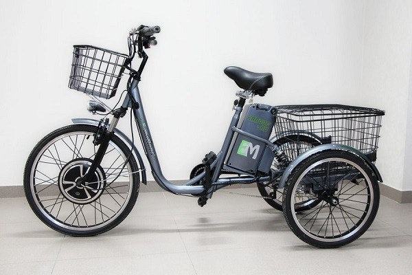 Eltreco E-Tricycle