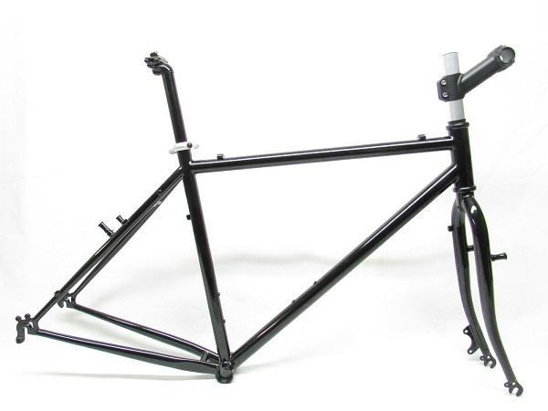 рама туринг велосипеда