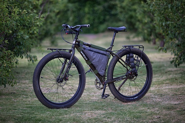 туринг велосипед