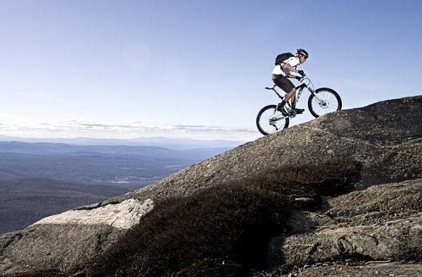 действия для быстрого подъема в гору