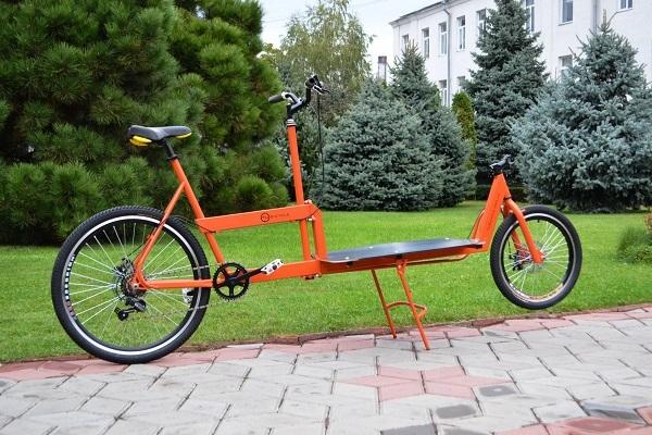 выбор грузовых велосипедов