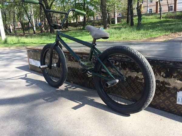Что такое BMX велосипед