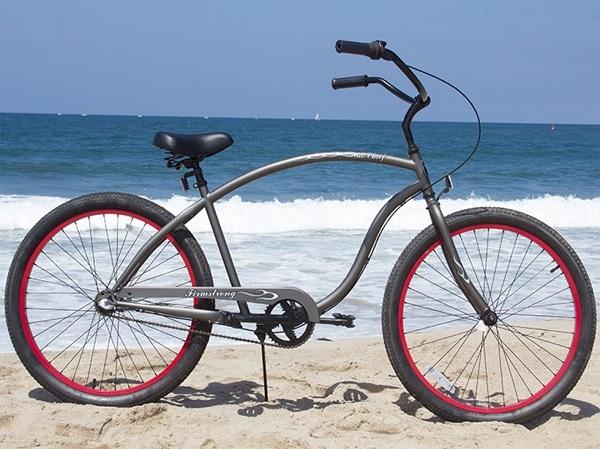 Что такое прогулочный велосипед