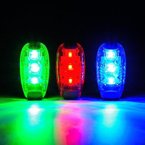 Катафоты со светодиодами