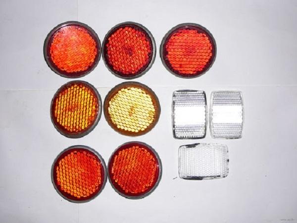 виды светоотражателей