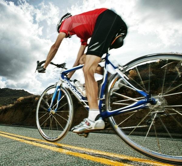 В чем польза езды на велосипеде