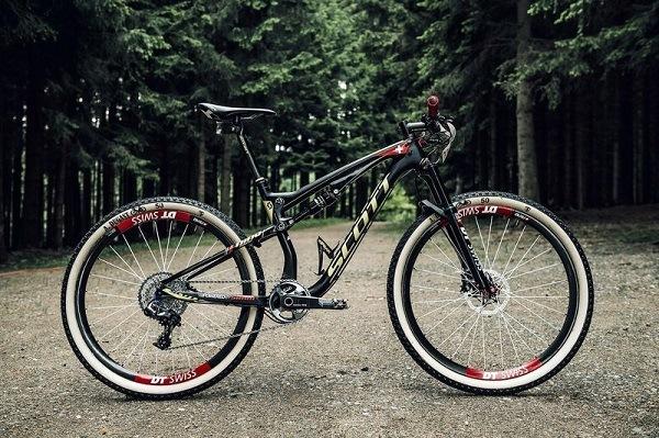 велосипед для кросс-кантри