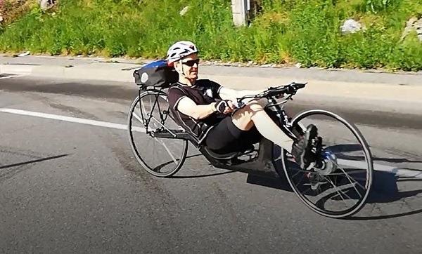 цель использования лежачего велосипеда