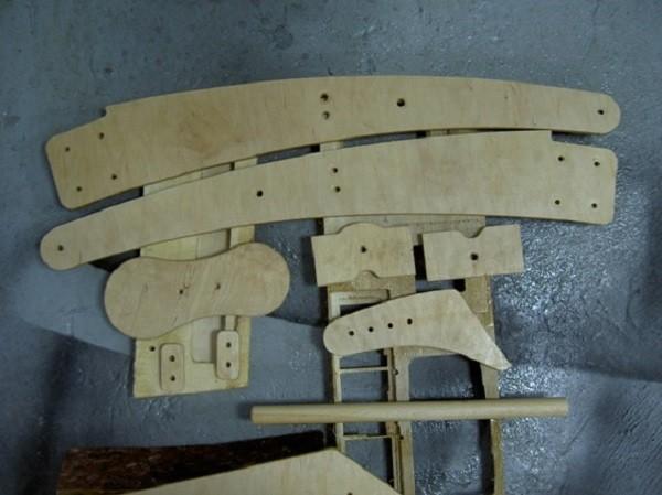 материалы для изготовления беговела